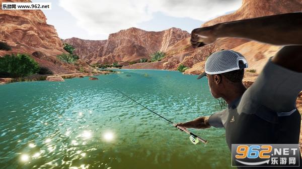 拟真钓鱼模拟器(PRO FISHING SIMULATOR)Steam版截图0