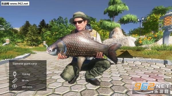 拟真钓鱼模拟器(PRO FISHING SIMULATOR)Steam版截图3
