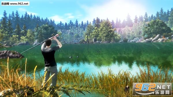 拟真钓鱼模拟器(PRO FISHING SIMULATOR)Steam版截图4