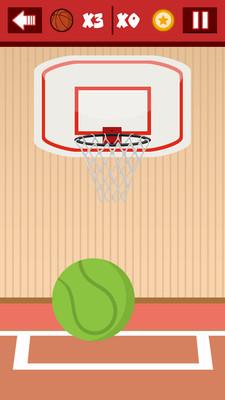 篮球游戏模拟器安卓版v1.2截图3