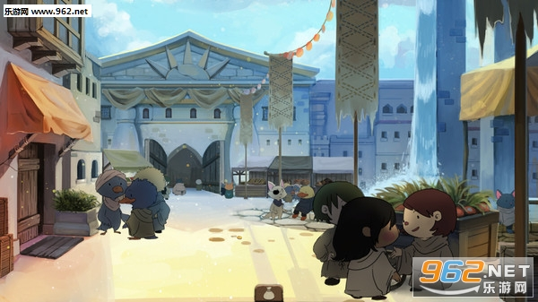 奈里:希林之塔(NAIRI: Tower of Shirin)Steam版截图0