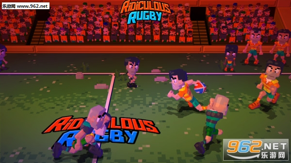 Ridiculous RugbySteam版截图2