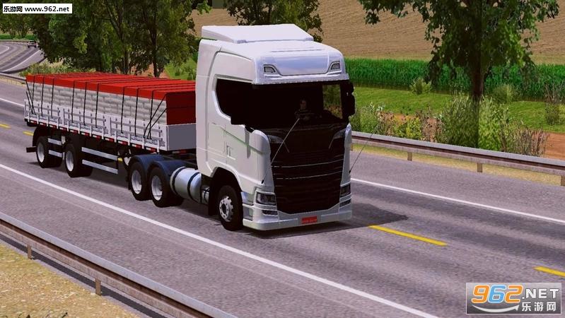 世界卡车驾驶模拟器(含数据包)官方版v1.042_截图1