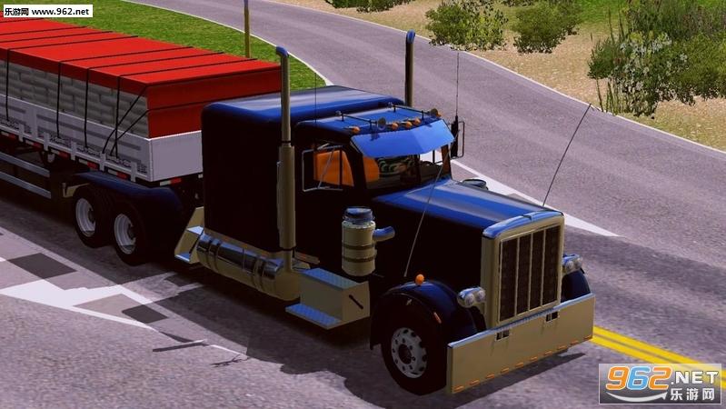 世界卡车驾驶模拟器(含数据包)官方版v1.042_截图2