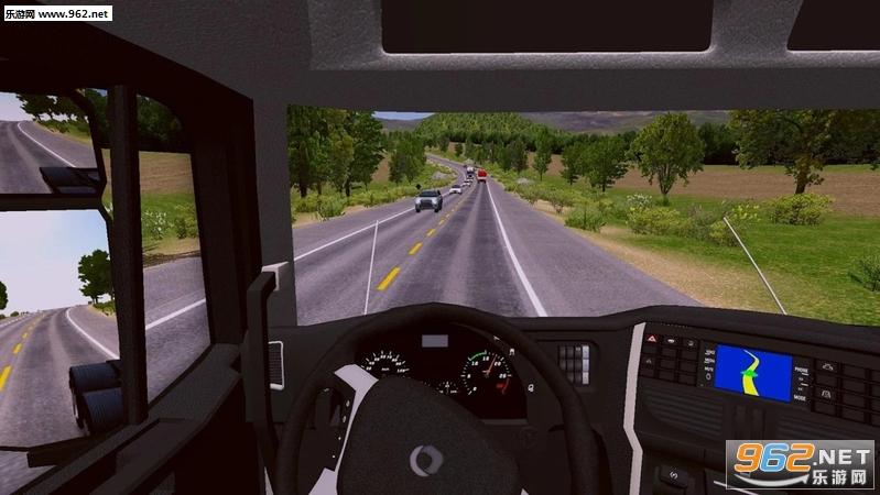 世界卡车驾驶模拟器(含数据包)官方版v1.042_截图3