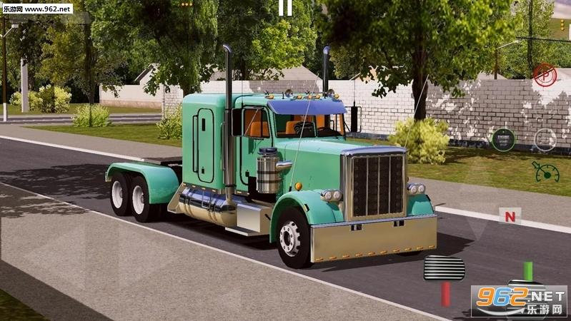 世界卡车驾驶模拟器(含数据包)官方版v1.042_截图0