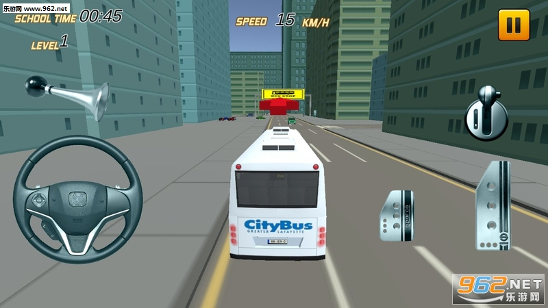 公交车模拟器2018安卓版v1.5(Bus Simulator 2018)_截图1