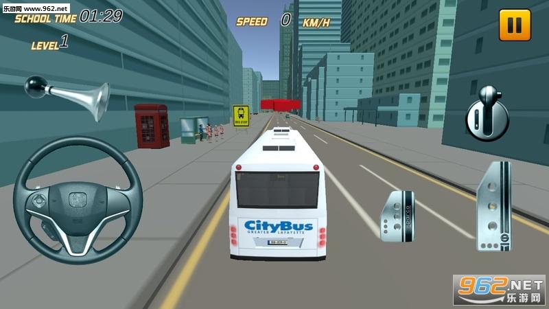 公交车模拟器2018安卓版v1.5(Bus Simulator 2018)_截图2