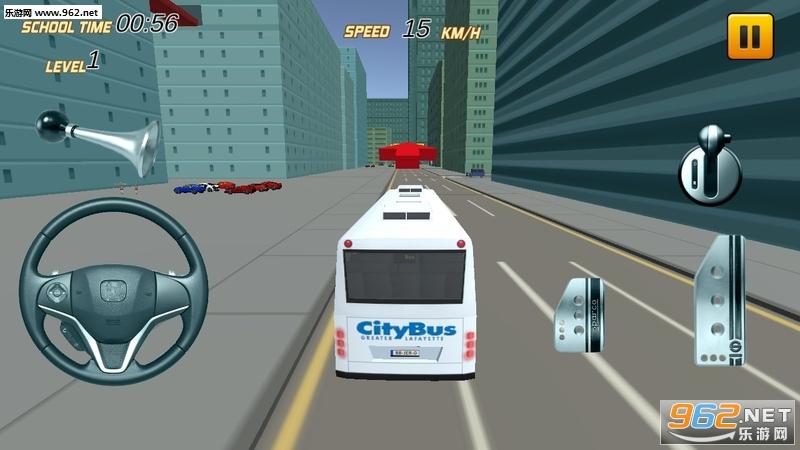 公交车模拟器2018安卓版v1.5(Bus Simulator 2018)_截图3
