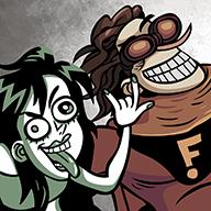史上最贱小游戏诙姑娘和坑爹超人游戏