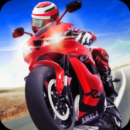公路摩托车骑士安卓版
