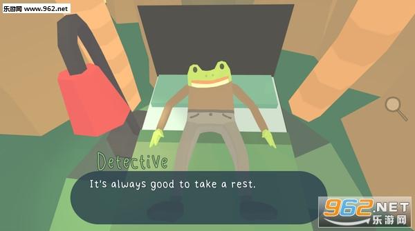 闹鬼之岛:蛙侦探Steam版截图0