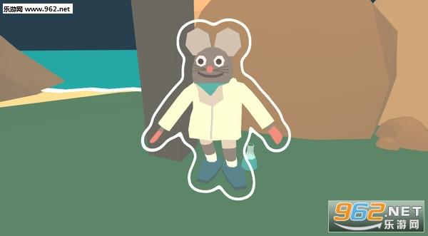 闹鬼之岛:蛙侦探Steam版截图1