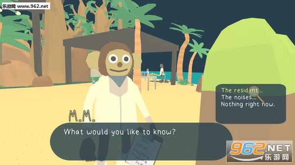 闹鬼之岛:蛙侦探Steam版截图4