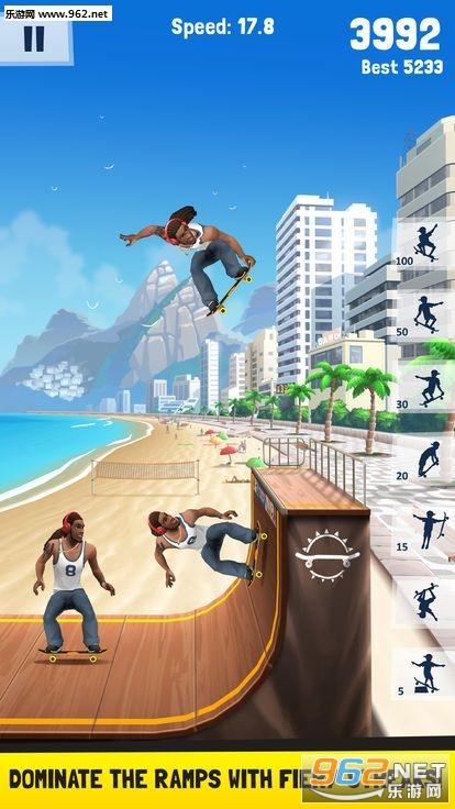 Flip Skater官方版v1.5.4截图3