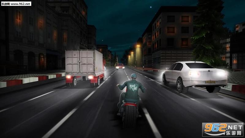 公路摩托车手安卓最新v2.6_截图1