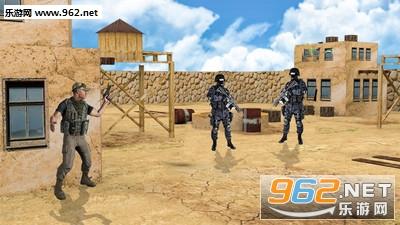 沙漠城市行动突击队刺客安卓版v1_截图1
