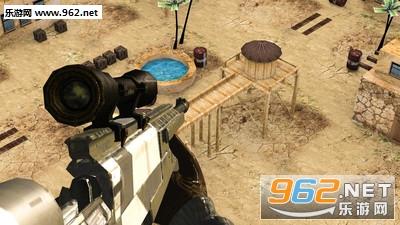 沙漠城市行动突击队刺客安卓版v1_截图2