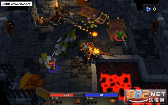 幽暗地牢(Deep Dark Dungeon)PC联机版截图0
