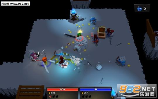 幽暗地牢(Deep Dark Dungeon)PC联机版截图2