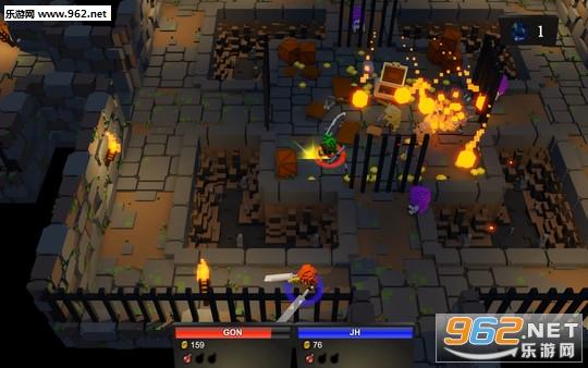 幽暗地牢(Deep Dark Dungeon)PC联机版截图3