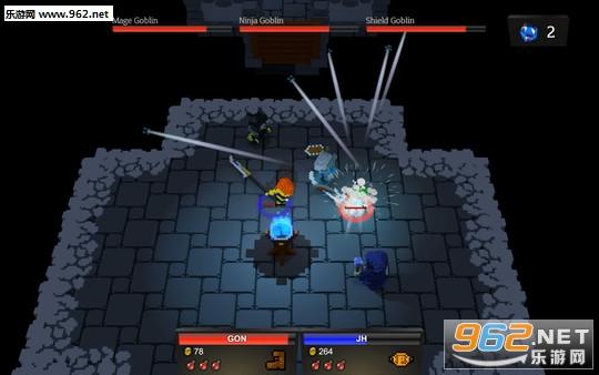 幽暗地牢(Deep Dark Dungeon)PC联机版截图4