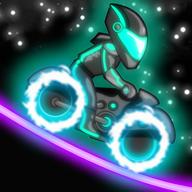 霓虹灯越野摩托车安卓版