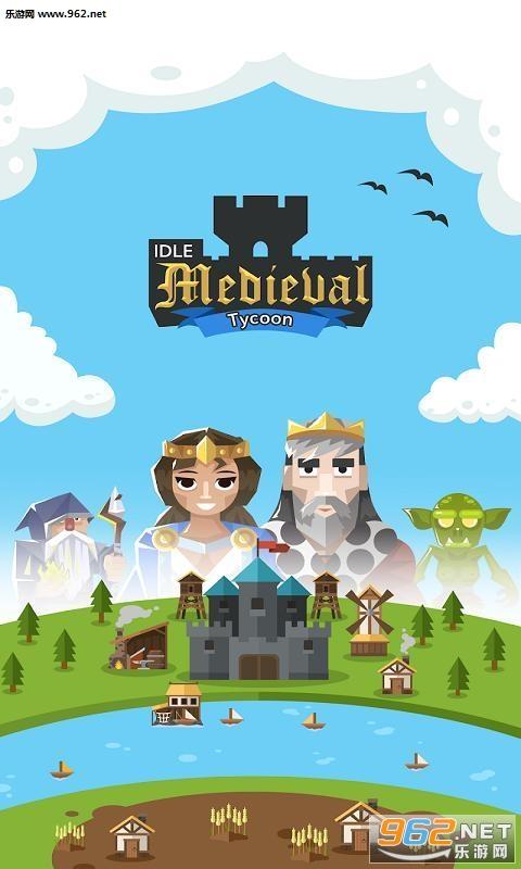 中世纪小镇闲置大亨游戏v0.7.15(Idle Medieval Tycoon)截图2