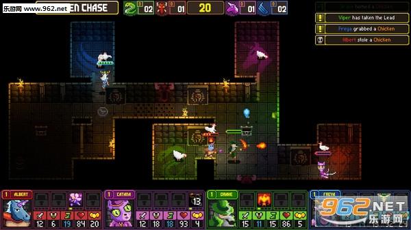 地牢(Dungeon League)PC联机版截图1