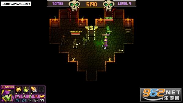 地牢(Dungeon League)PC联机版截图3