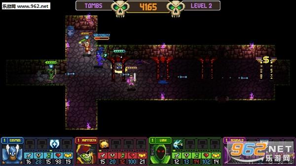 地牢(Dungeon League)PC联机版截图4