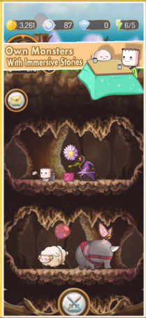 Tiny Monster Battler官方版v1.0_截图3