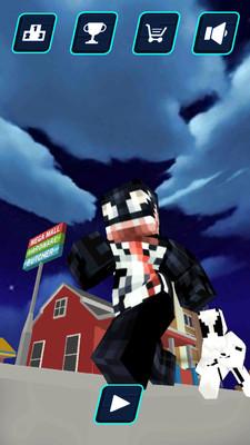毒液超级英雄跑酷游戏v1.1_截图1