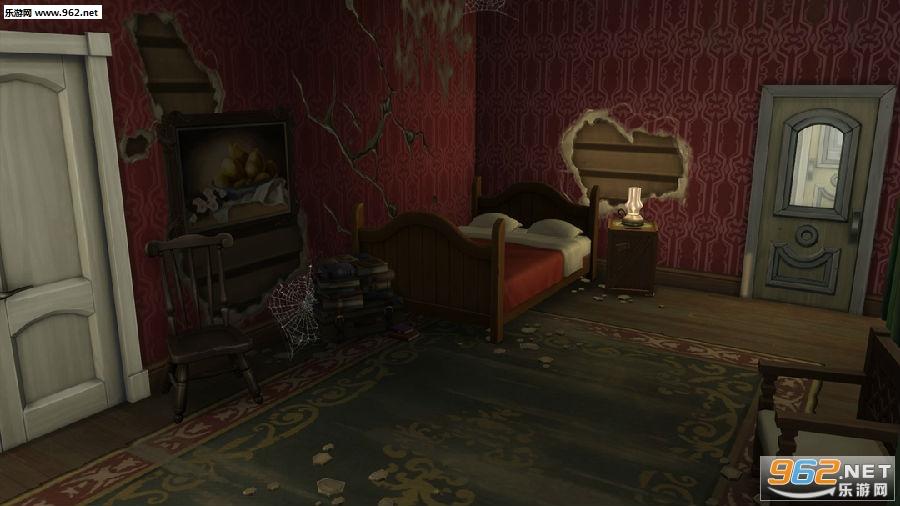 玩家在《模拟人生4》中还原《大镖客2》豪宅 细节逼真