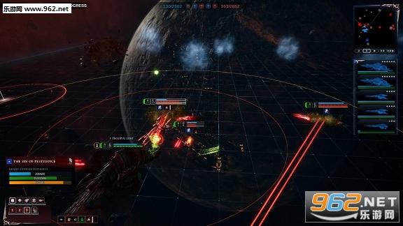 《哥特舰队:阿玛达2》测试视频预览