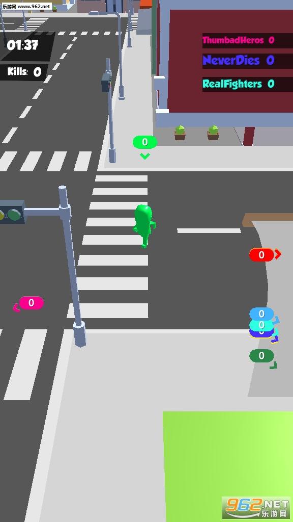 拥挤城市crowdcity游戏安卓版(真包)