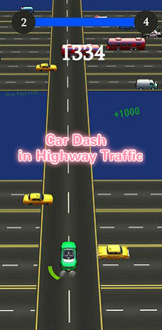 Car Dash in Highway Traffic官方版
