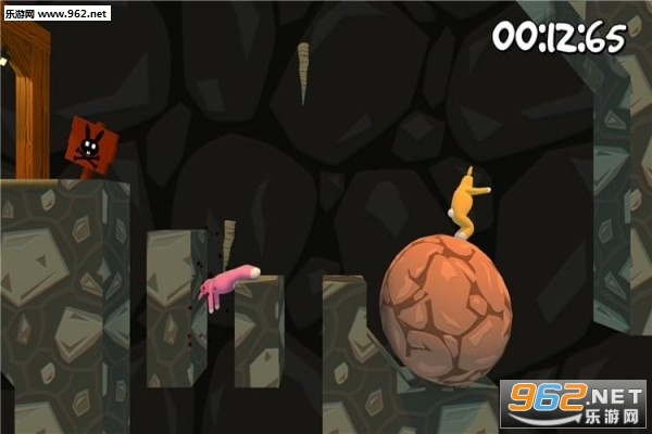 超级兔子人双人怎么玩 超级兔子人手机版怎么联机