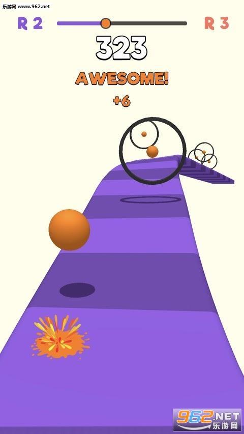 滚动的泥球(Slime Road)安卓版v2.4_截图1