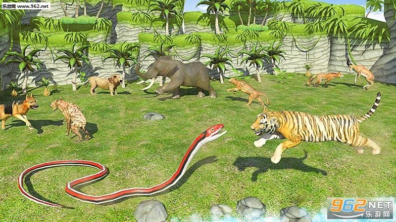 动物真实战斗战争策略安卓版v1.0_截图1