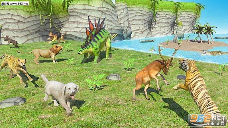 动物真实战斗战争策略安卓版v1.0_截图2