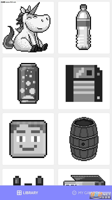 数字填色画画游戏苹果版v3.6截图3