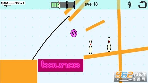 Draw Bowling官方版v1.8截图1
