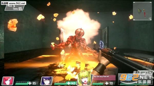 死亡之种(Seed of the Dead)Steam版截图2