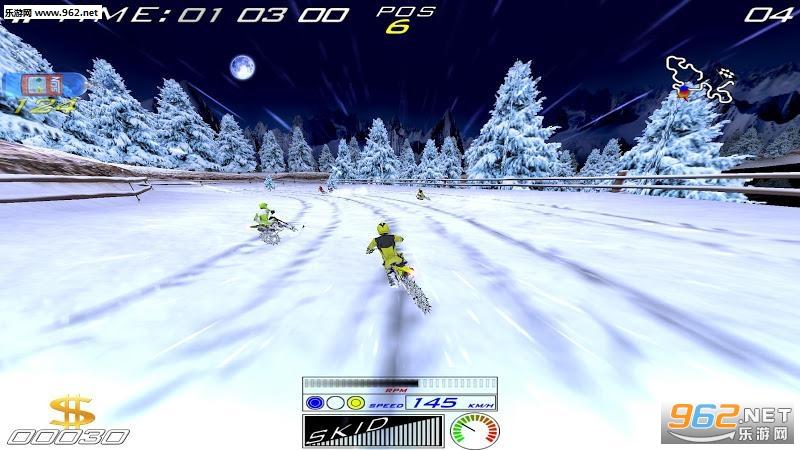 极限滑雪摩托官方版v5.2截图1