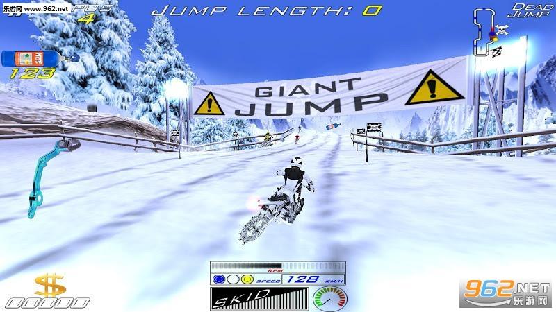 极限滑雪摩托官方版v5.2截图2
