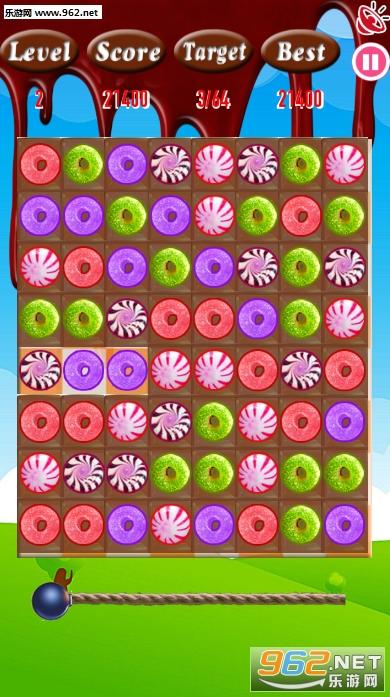 糖果传奇Candy Catch安卓版v1.164.0.3_截图3