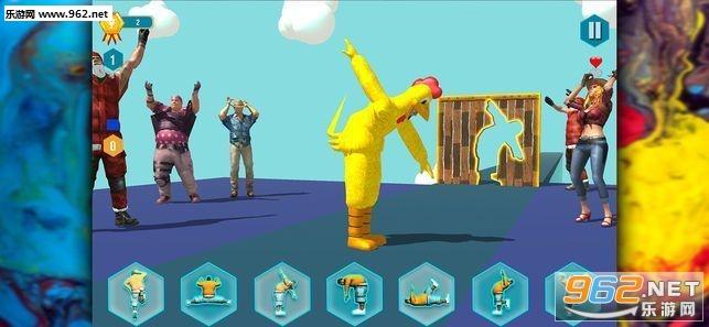 定格的战斗模拟器Freeze frame battle官方版v1.1_截图0