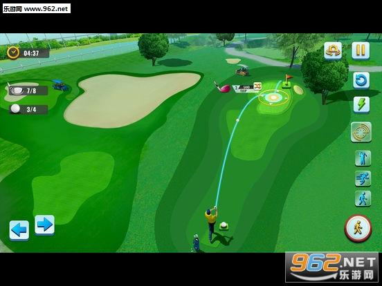 高尔夫模拟器官方版v1.0_截图0