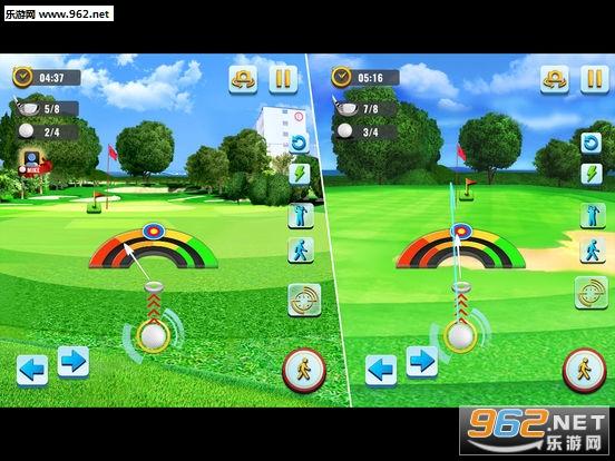 高尔夫模拟器官方版v1.0_截图1